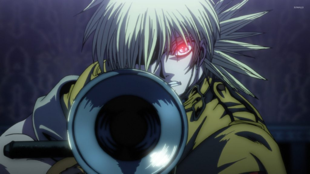 hellsing wallpaper HD4