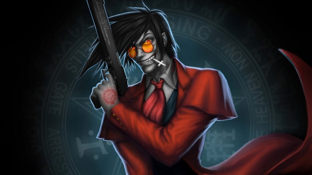 hellsing wallpaper HD5