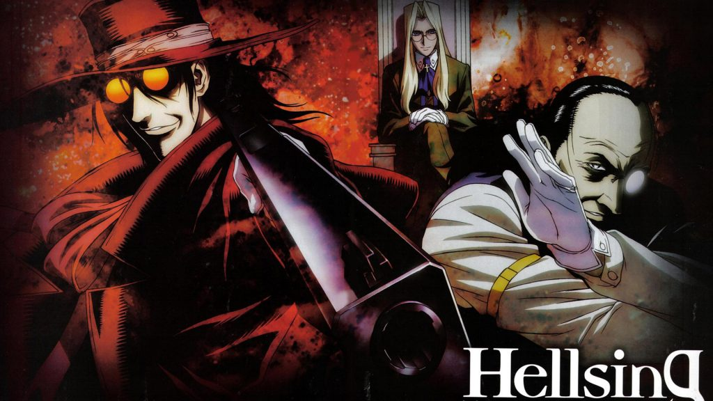 hellsing wallpaper HD7