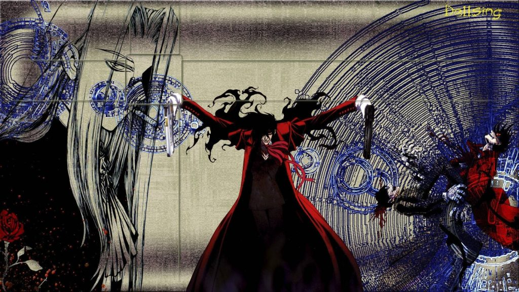 hellsing wallpaper HD8