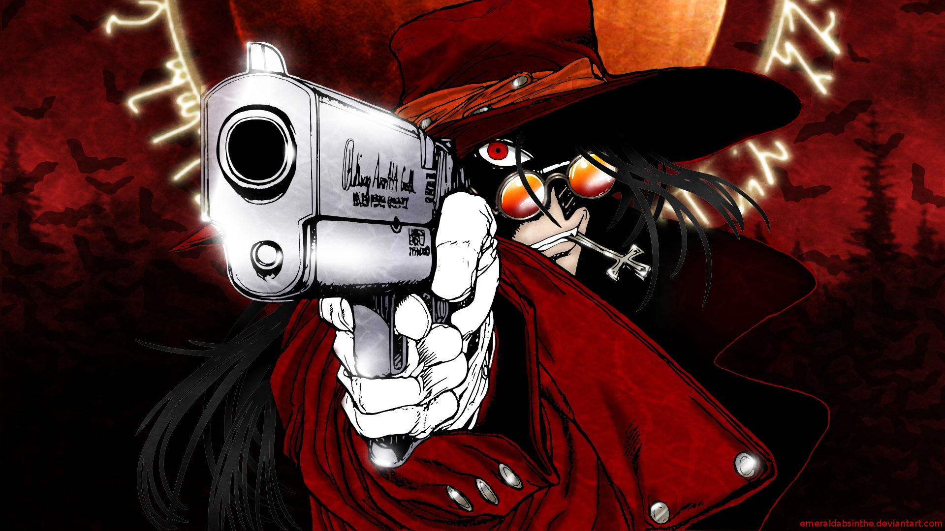 Hellsing Wallpaper Free Hd