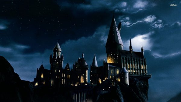hogwarts tapetti HD1