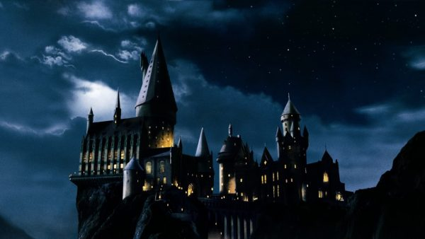 hogwarts tapetti HD4