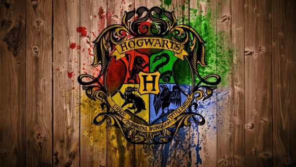 hogwarts tapetti HD6