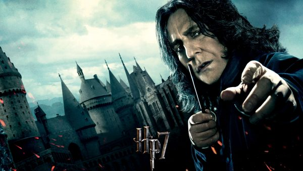 hogwarts Tapete HD7
