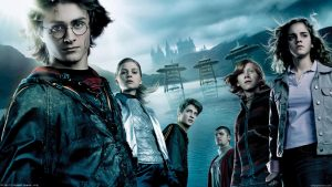 hogwarts tapetti HD