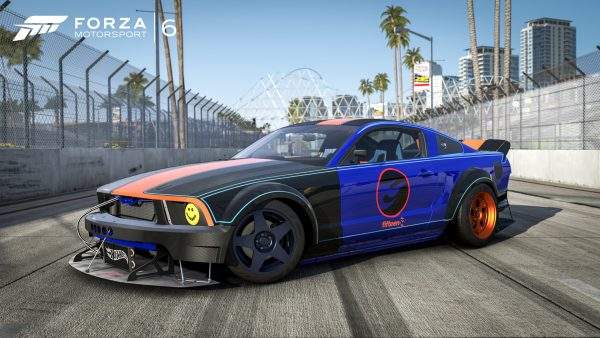 2005 Ford Hot Wheels Mustang para Forza Motorsport 6