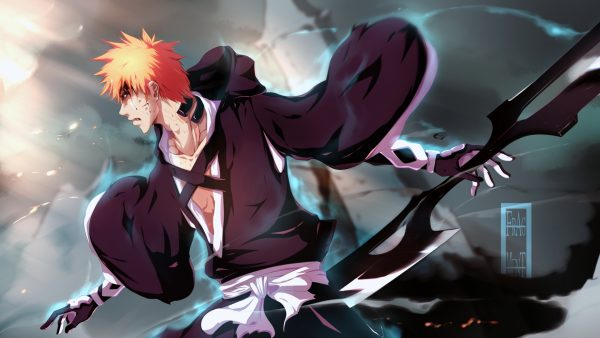 ichigo Tapete HD4