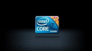 intel kertas dinding HD