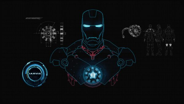 ironman Tapeten hd HD4