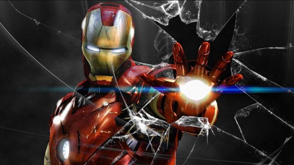 ironman Tapeten hd HD5