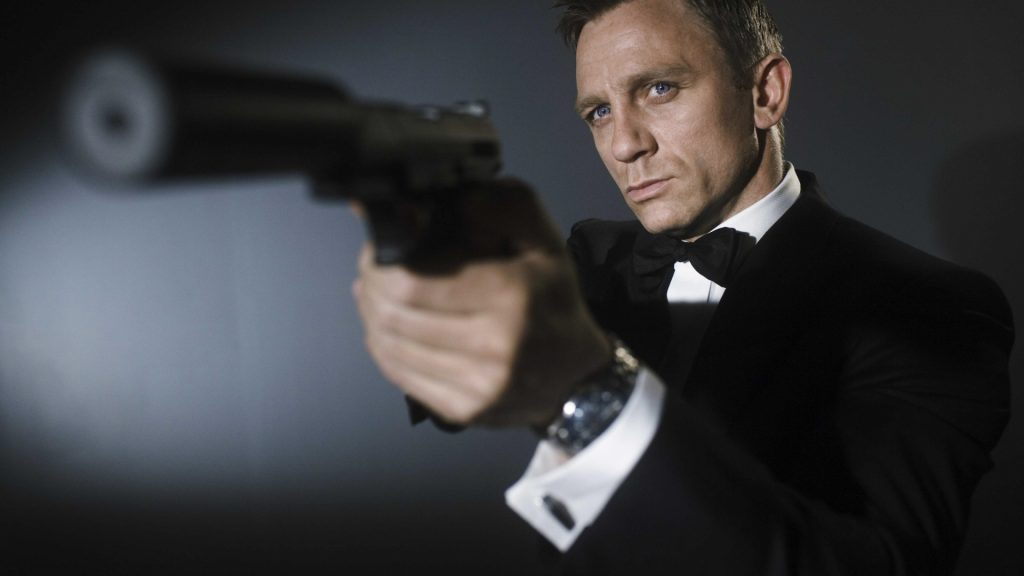James Bond Tapete HD1