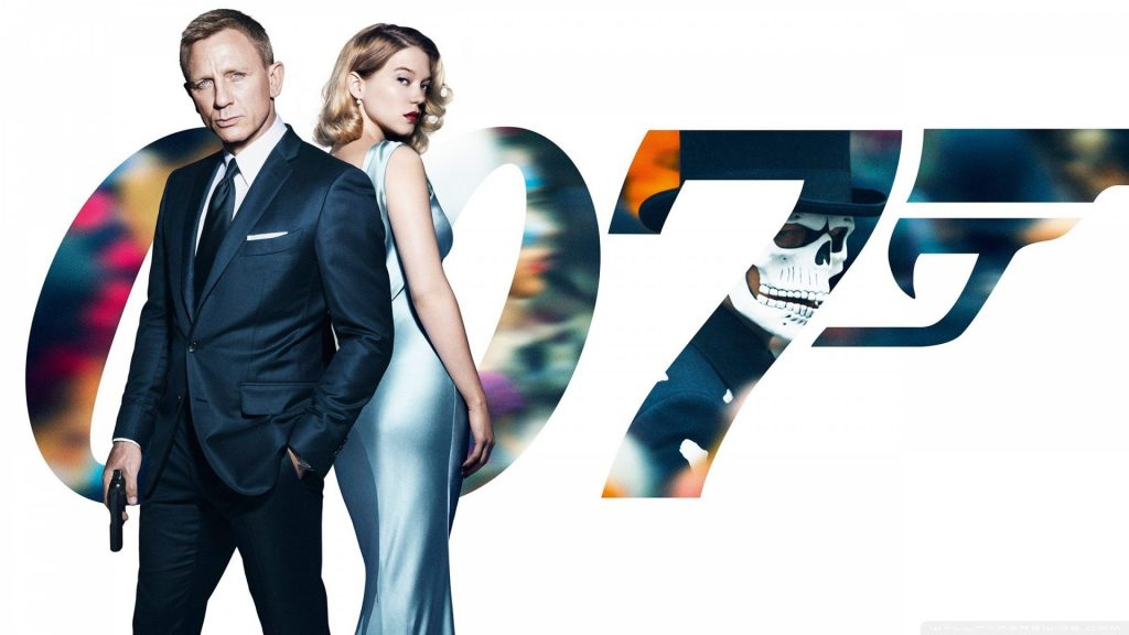 James Bond Tapete HD10
