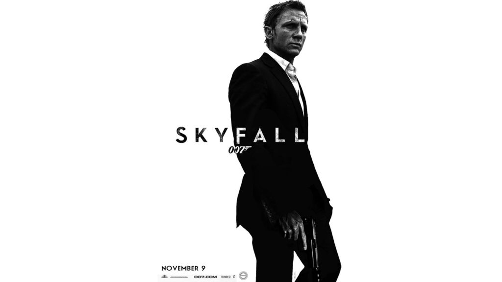 James Bond Tapete HD3