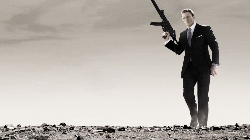 James Bond wallpaper HD4