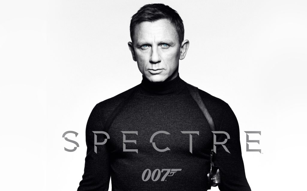 James Bond Tapete HD6