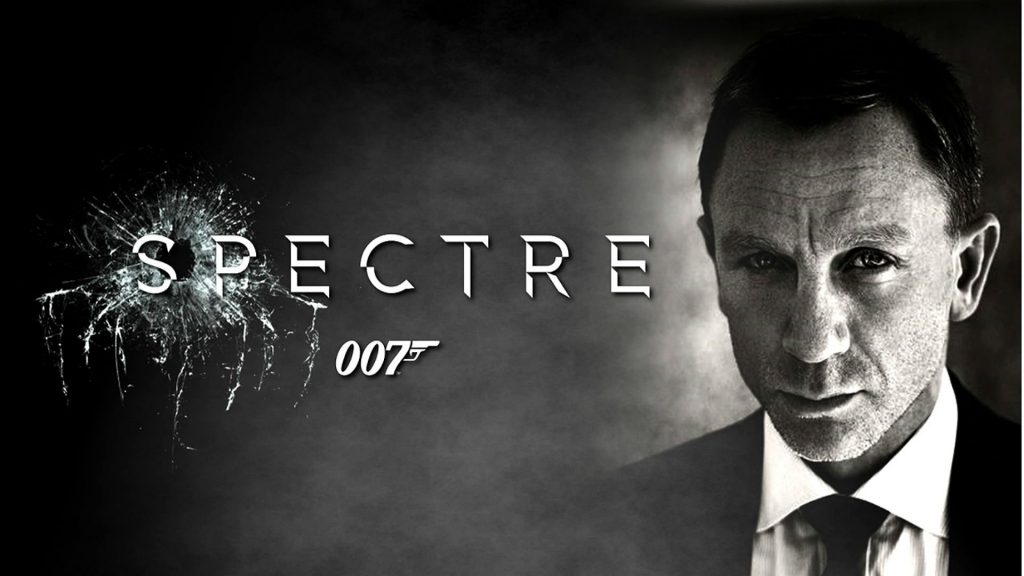 James Bond Tapete HD8