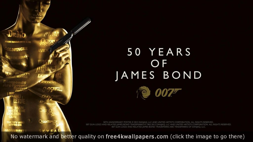 James Bond Tapete HD9