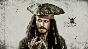 Johnny Depp tapet HD