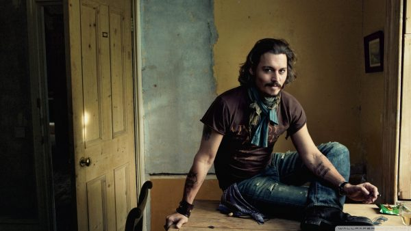 johnny depp wallpaper HD2