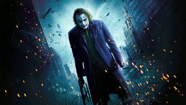 Joker hd Tapete HD6