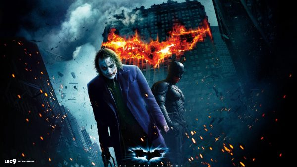 Joker hd Tapete HD8