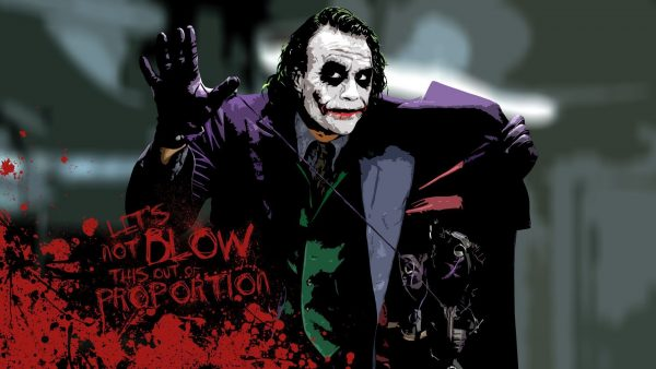 Joker hd Tapete HD9