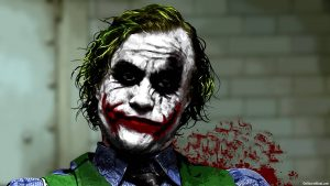 Joker Tapeten HD