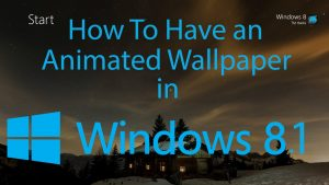 live wallpapers voor Windows 7 HD