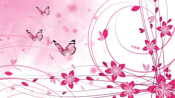 love pink wallpaper HD5