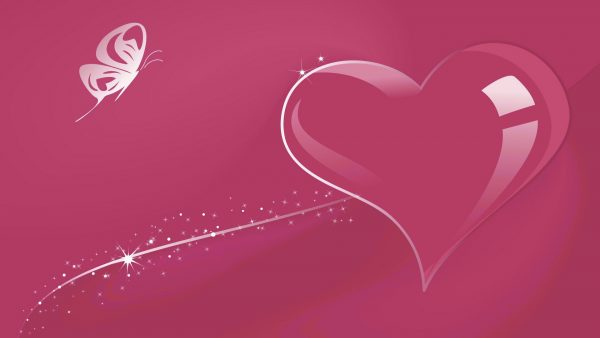 love pink wallpaper HD6