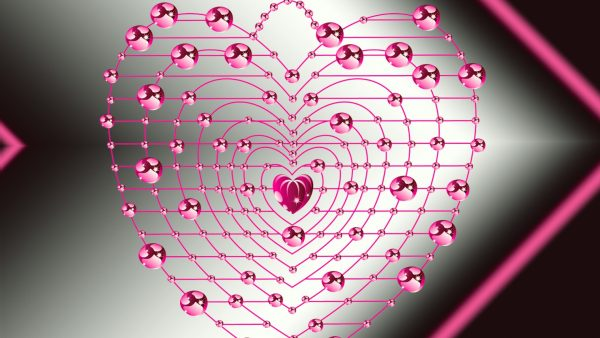love pink wallpaper HD9