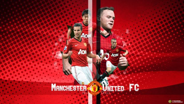 Man Utd taustakuvat HD6