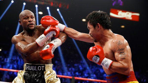 Manny Pacquiao tapet HD5