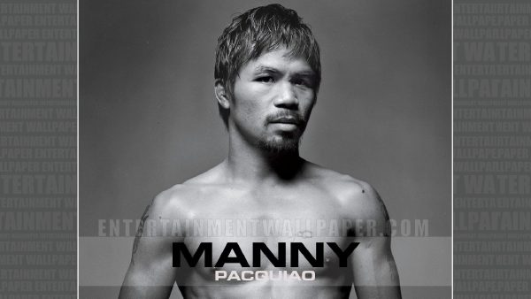 Manny Pacquiao tapet HD7
