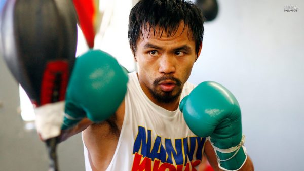 Manny Pacquiao Tapete HD8