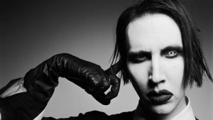 Marilyn Manson tapeter HD