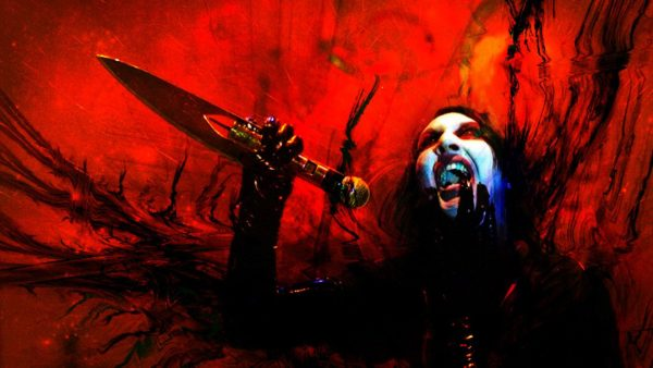 marilyn manson wallpaper HD7