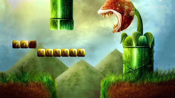 mario bros wallpaper HD9