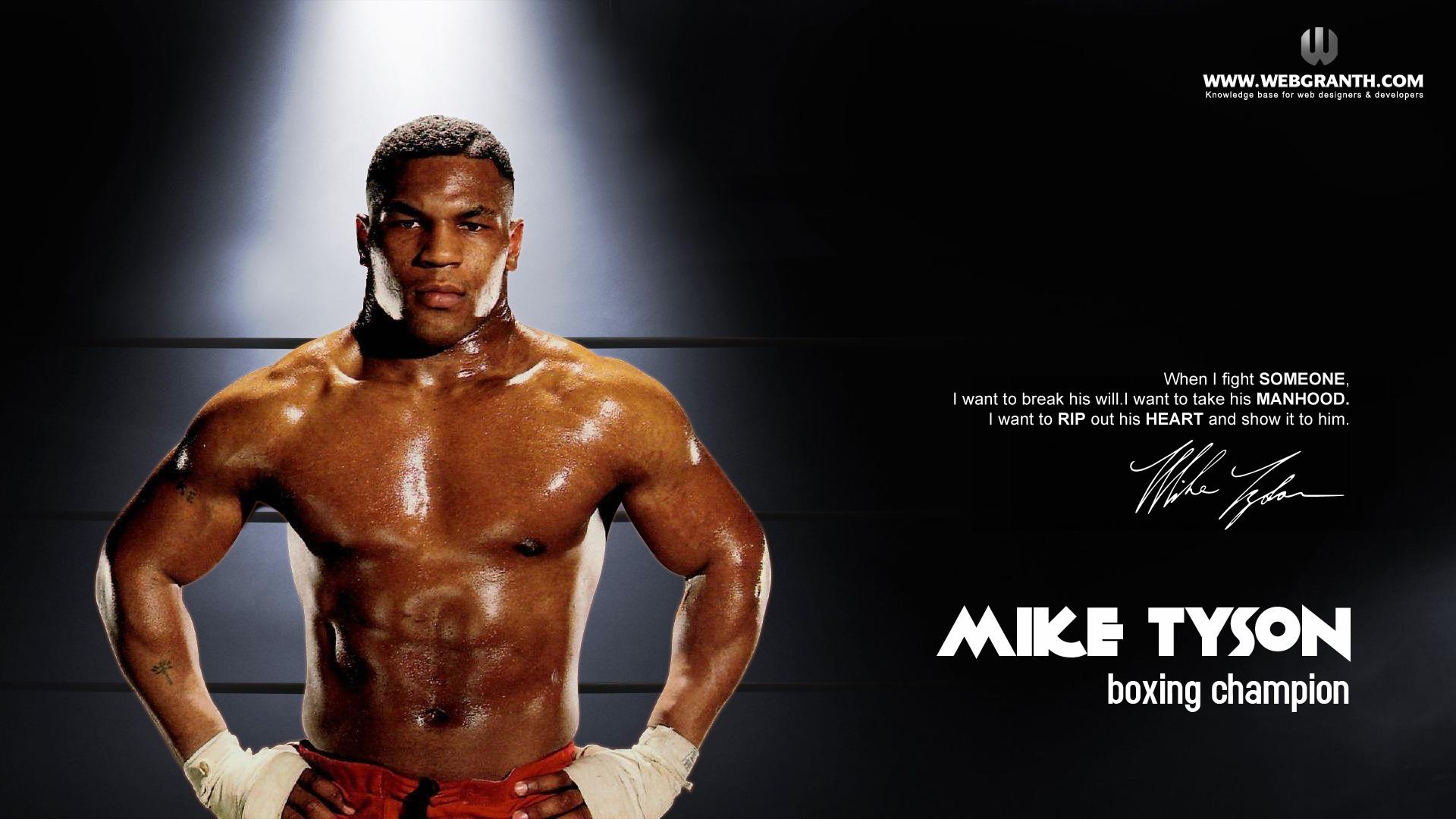 mike tyson - photo #40
