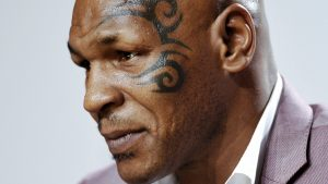 mike tyson papier peint HD