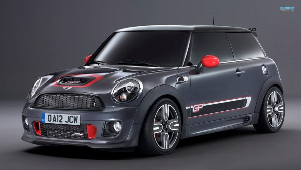 Mini Cooper tapeter HD3