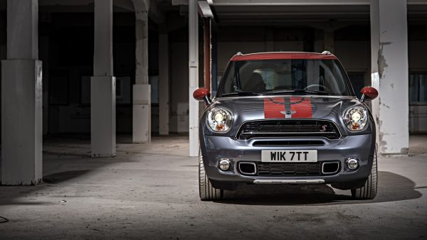Mini Cooper tapeter HD4