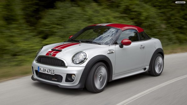 Mini Cooper tapeter HD5