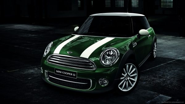 Mini Cooper tapeter HD7