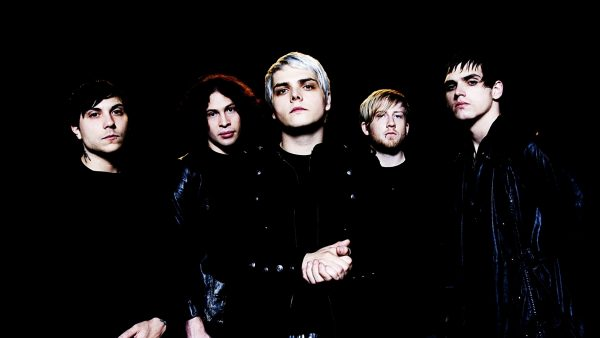 My Chemical Romance tapeter HD1