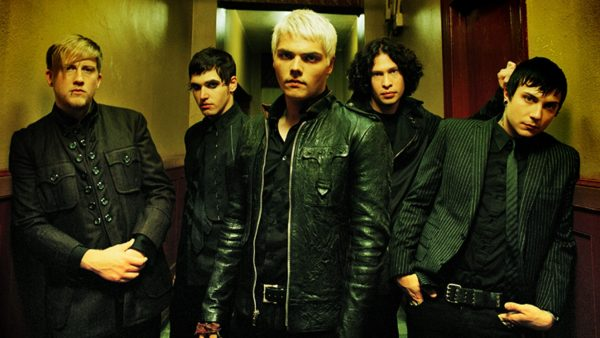 My Chemical Romance tapeter HD2