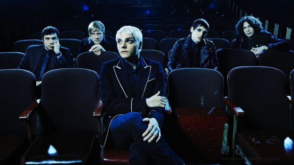 My Chemical Romance kertas dinding HD4