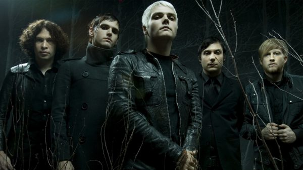 My Chemical Romance tapeter HD5