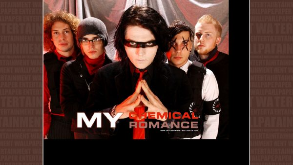 My Chemical Romance kertas dinding HD7